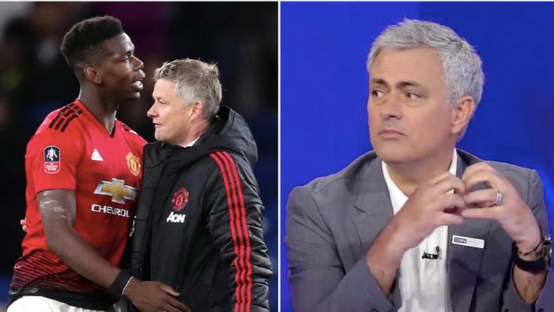 Jose Mourinho Has Doubts Over Ole Gunnar Solskjaer's Reign As Man Utd Manager