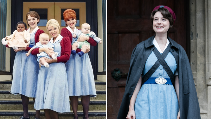 We Finally Know What We Can Expect In This Christmas' Call The Midwife