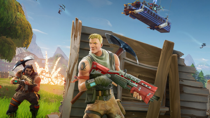 Fortnite Announce They'll Nerf Shotguns And Remove Jetpack