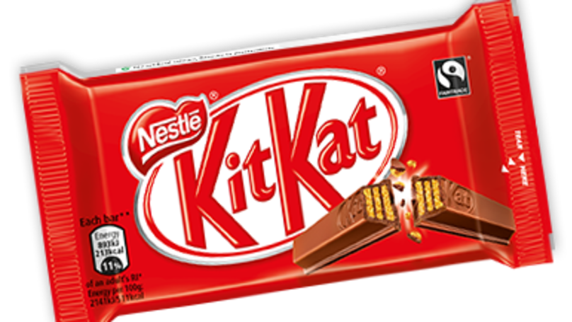 Kit Kat Broke Up This Twitter Argument With The Perfect One-Liner