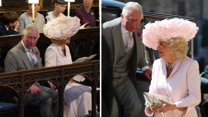 The Duchess Of Cornwall's Hat Has Got Twitter Talking