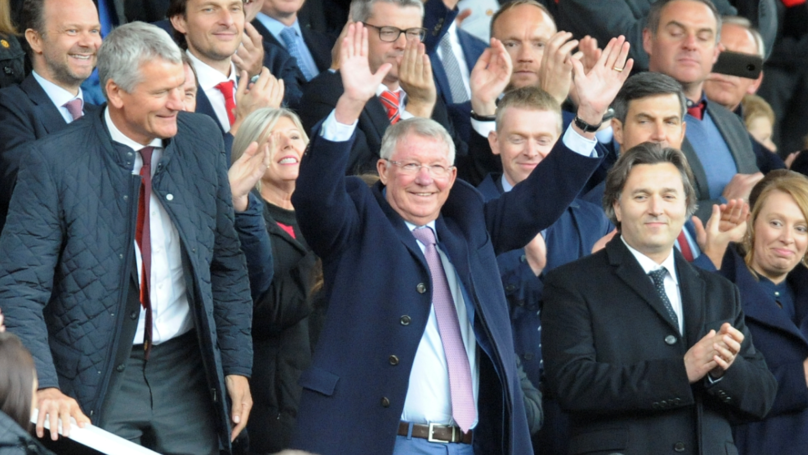 ​Sir Alex Makes Incredible Gesture To Doctors Who Saved His Life