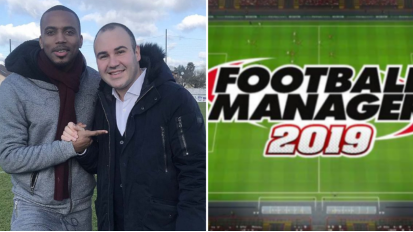 French Team Sign Striker Because President's Son Told Him He Was 'Always Free' On Football Manager