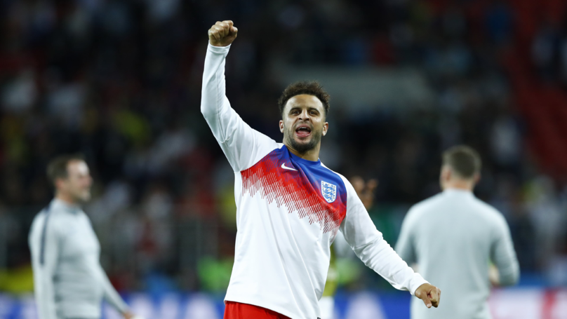 Kyle Walker Offers To Send Shirts To Rescued Thai Football Team