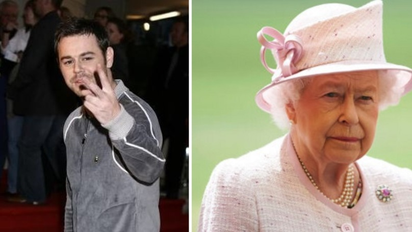 King Of Cockney Danny Dyer Is Related To The Royals