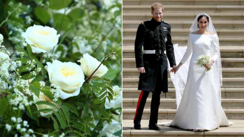 Prince Harry And Meghan Markle Donated Their Wedding Flowers To Hospice Patients