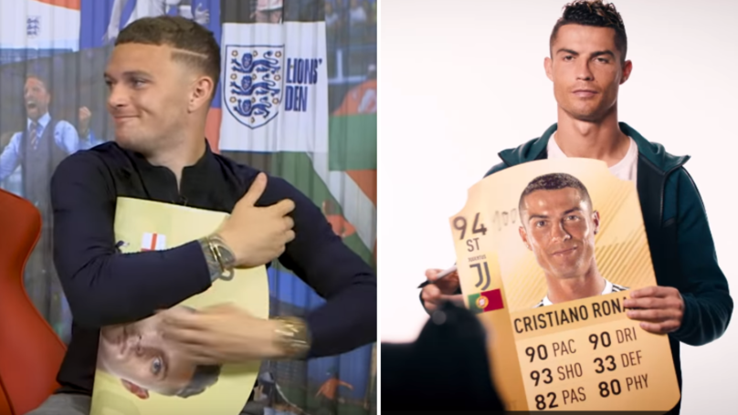 The Top 5 Player Reactions To Their FIFA Ratings