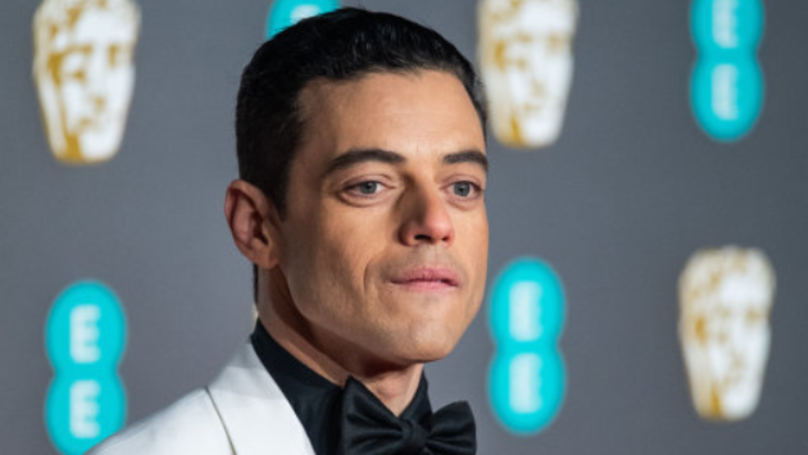 Rami Malek's Very Tight Trousers Steal The Show At The BAFTAs