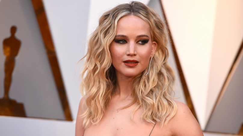 Jennifer Lawrence Admits She's Not Had Sex In Ages Because ...