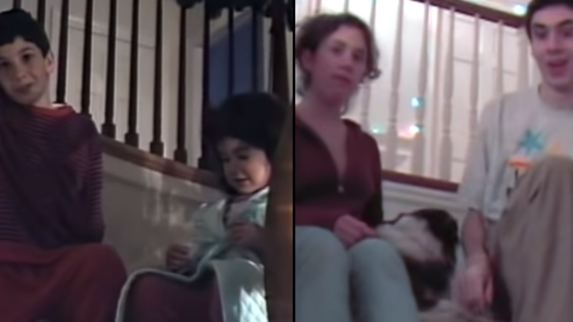Dad Filmed Family On Christmas Mornings For 25 Years, Some Don't Make The Final Cut