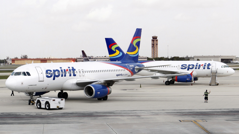 Woman Breastfeeding Removed From Spirit Airlines Flight With 2-Year-Old Son