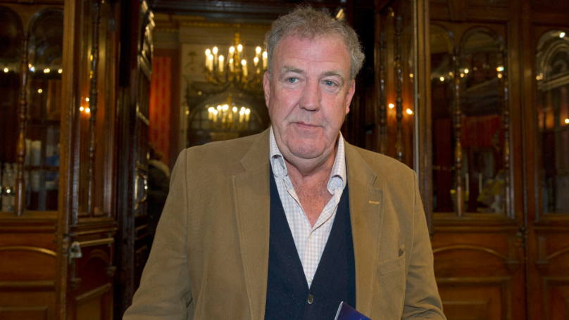 Jeremy Clarkson Feared For His Life When Held At Gun Point