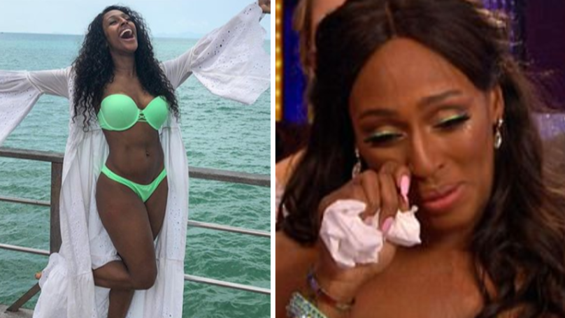 Strictly's Alexandra Burke Has Finally Confirmed She's Engaged On Instagram