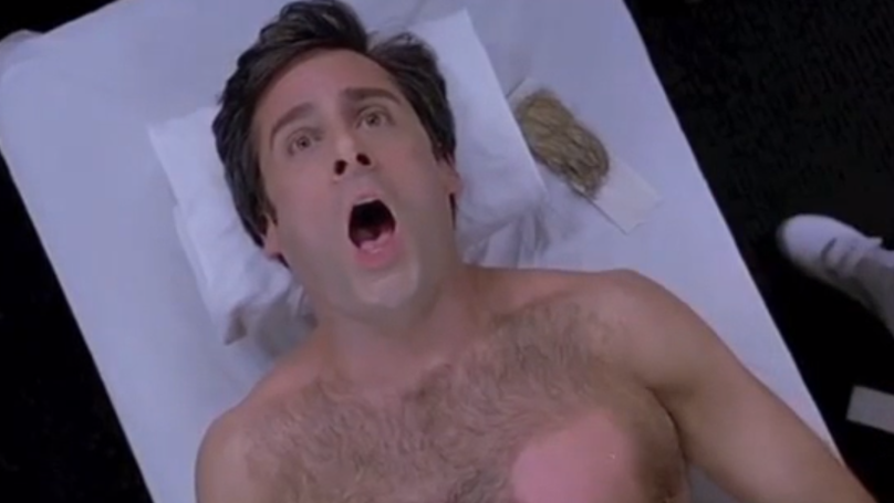 'The 40 Year Old Virgin' Is Coming To Netflix Next Week