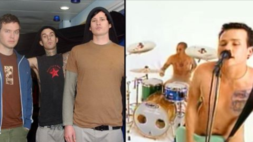 People Have Been Singing A Blink-182 Lyric Wrong And Only Just Realised