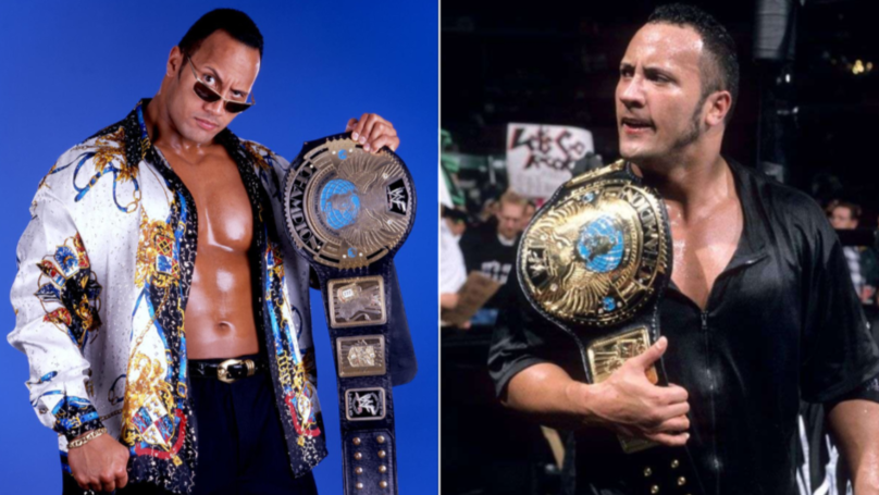 'The Rock' Voted The Greatest WWE Superstar In Smackdown History