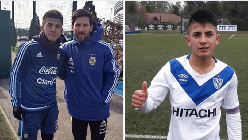 Meet The 'New Lionel Messi' Who Could Be Playing Premier League Football Next Season