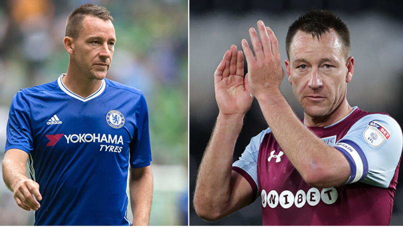 John Terry Currently Undergoing Medical Ahead Of Transfer