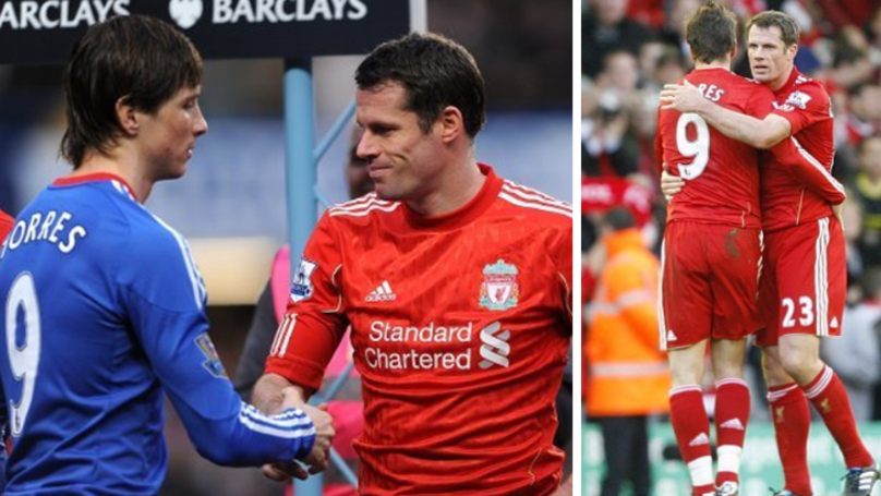 Jamie Carragher Explains How Liverpool Players Reacted To Fernando Torres Sale