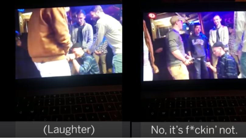 University Suspends Fraternity Members Following Vile Racist And Homophobic Video