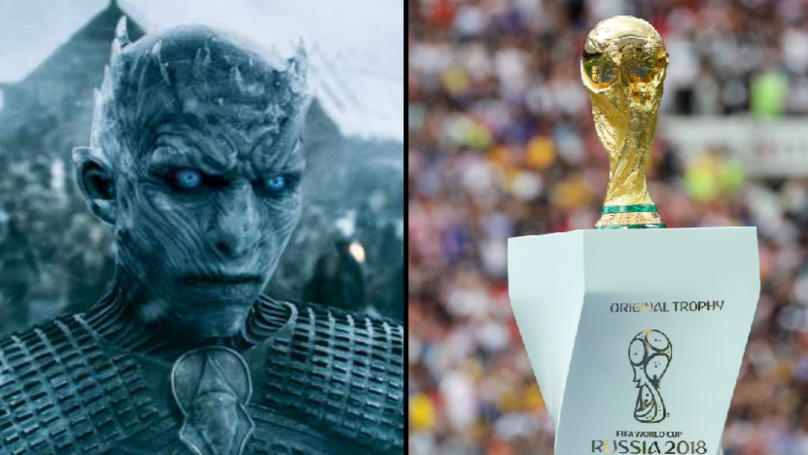 World Cup Told Through 'Game Of Thrones' Characters Goes Viral