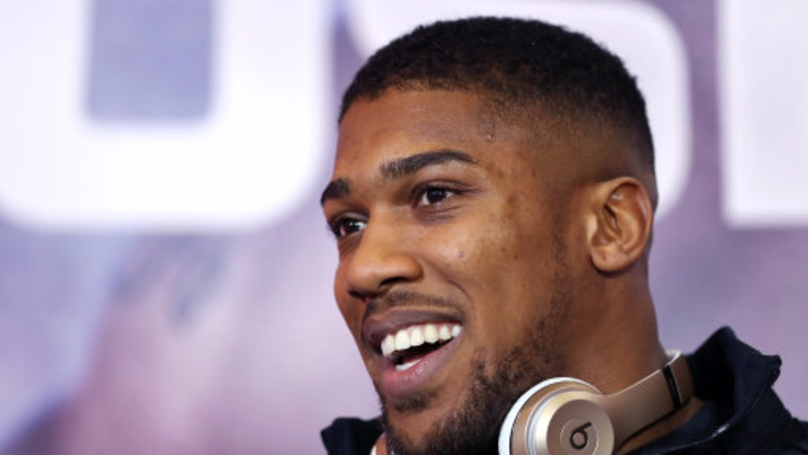 Anthony Joshua Still Lives In A Council House With His Mum