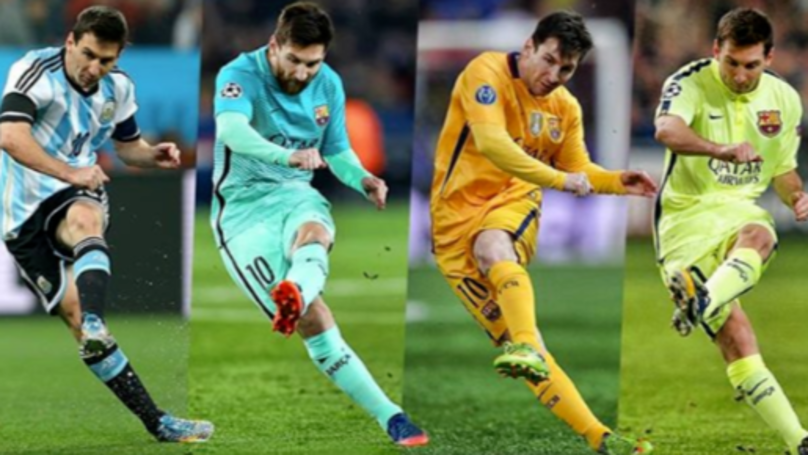The Science Behind Lionel Messi's Perfect Free-Kick Technique Is Seriously Impressive