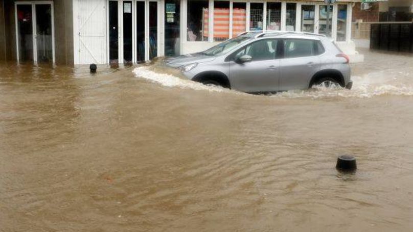 Heavy Rainfall In Spain Leads To Flash Flooding In British Tourist Hotspot