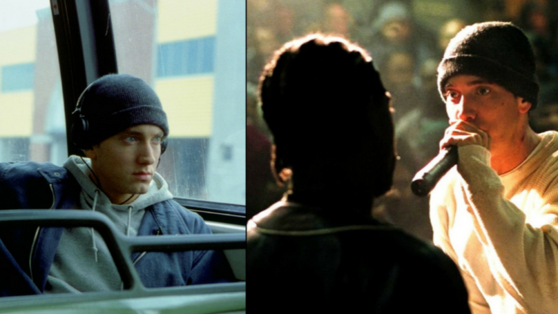'8 Mile' Is Coming To Netflix This December