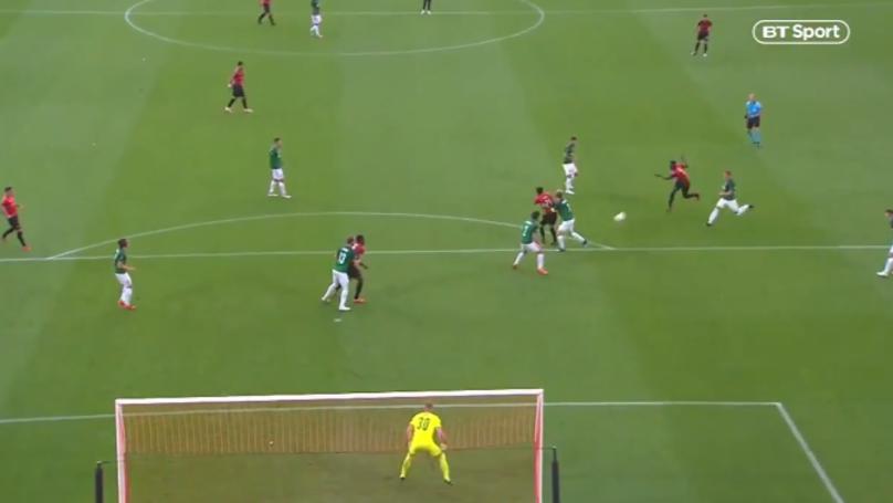Rennes Midfielder Ismaïla Sarr Scores Stunner In Europa League