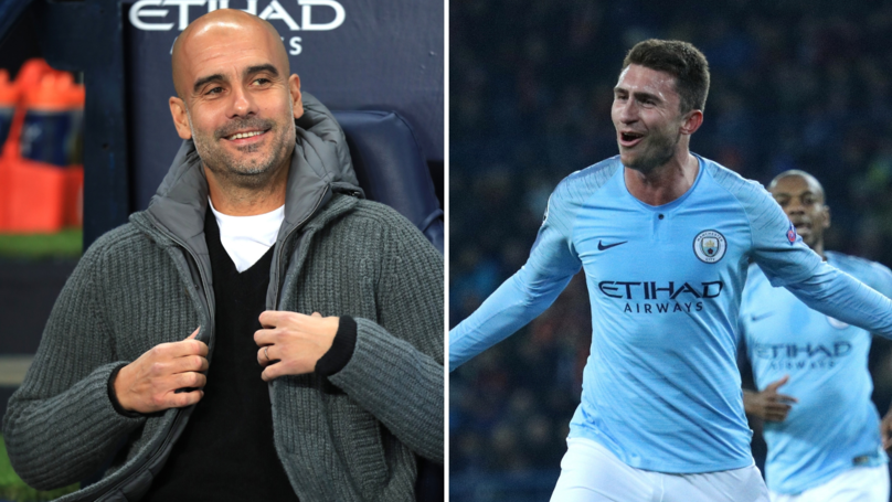 Manchester City's Aymeric Laporte Has Set An Incredible Record In The Premier League