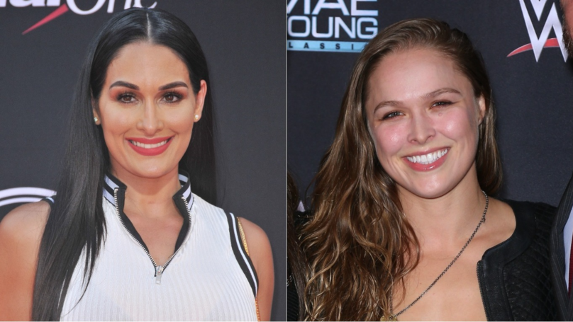 ​Nikki Bella Takes A Dig At Ronda Rousey After She Signs Contract With WWE