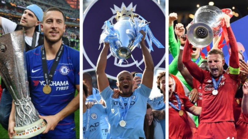 BT Sport Predict Entire 2019/20 Season With Man City Winning Third Title In A Row