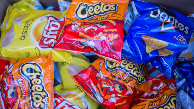​Cheetos Voted World's Best Crisp