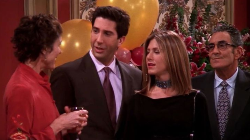 'Friends' Replaced Jack Geller With A Terrible Stand In