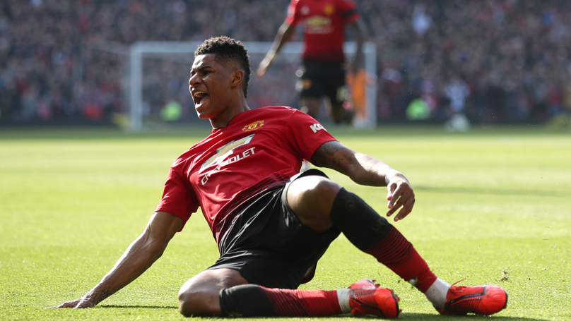 Marcus Rashford Is Holding Out For £300,000-A-Week At Manchester United