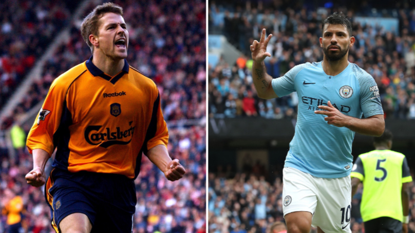 Sergio Aguero Reveals He Was Inspired By Michael Owen