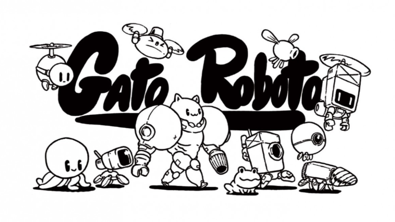 The Metroid-Like 'Gato Roboto' Is An Unmissable Monochrome Delight