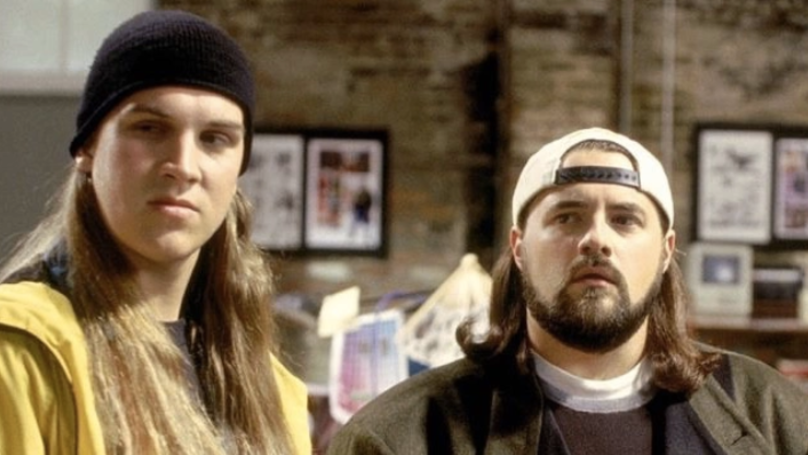Kevin Smith And Jason Mewes Get One Step Closer To Jay And Silent Bob Reboot