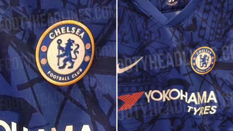 cf45ed5e1 Chelsea s Leaked 2019 20 Home Kit Will Split Opinion - SPORTbible