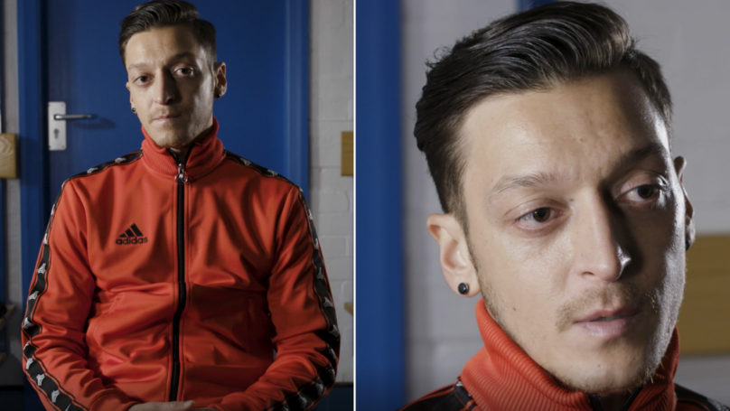 EXCLUSIVE: Mesut Ozil On How He Deals With Criticism And His Love For Arsenal