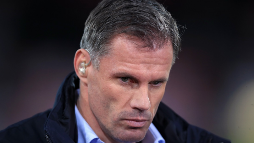 Police Want To Speak With The Bloke Who Filmed Jamie Carragher Spitting
