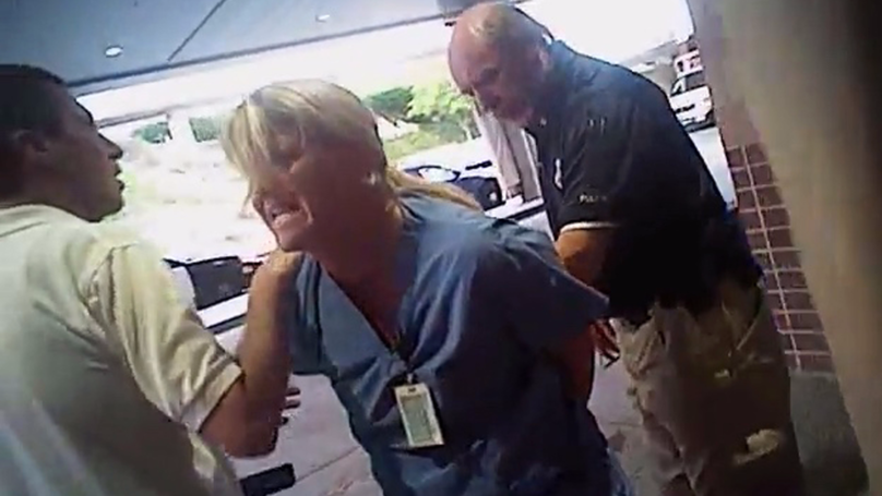 Nurse Who Was Dragged Out Of Hospital By Police Agrees Settlement Payout