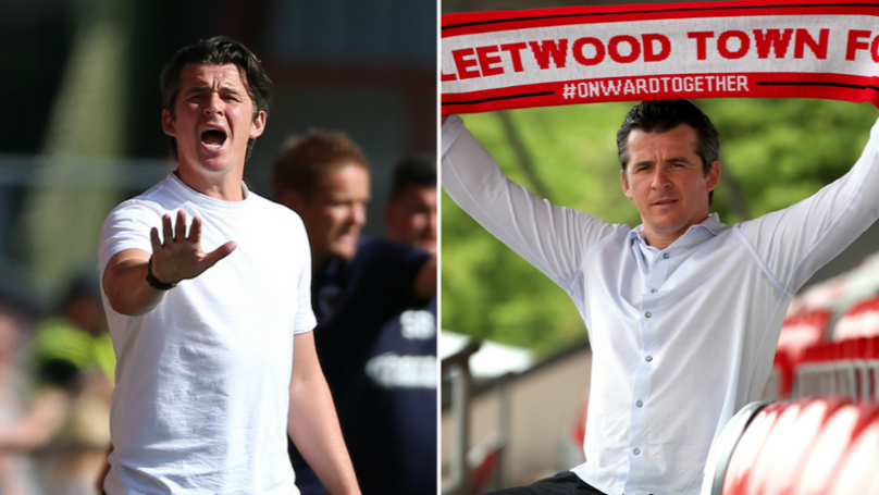 Joey Barton's First Season As A Manager To Be Made Into A Documentary