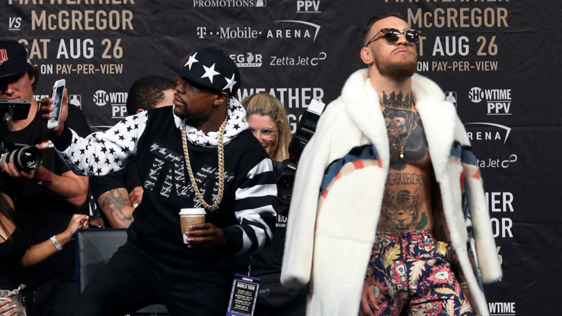 Conor McGregor Addresses Racism Accusations By Saying: 'I'm Black From The Belly Button Down'