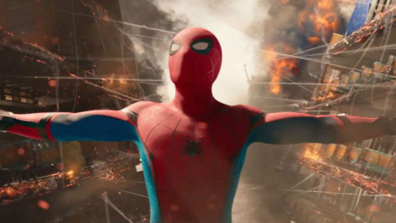 New 'Spider-Man Homecoming' Trailer Reveals It Will Be Pretty Badass   LADbible