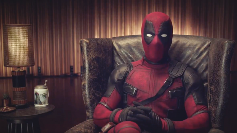 ​Ryan Reynolds Offers Out Free Tattoos In Hilarious New 'Deadpool' Teaser