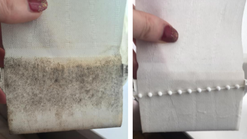 Mum Gets Rid Of Mould In Minutes Using 75p Hack