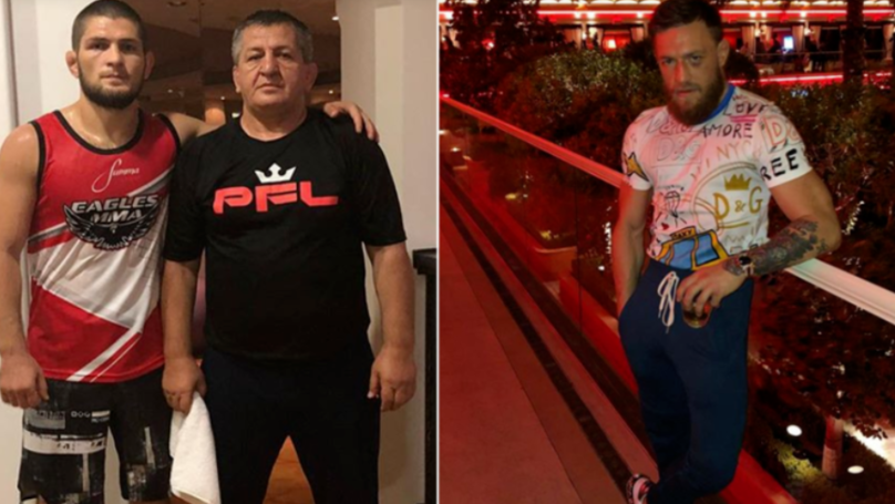 Khabib Nurmagomedov's Dad Says He Forgives Conor McGregor