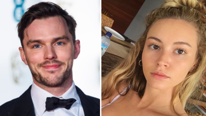 Skins Star Nicholas Hoult 'Becomes A Dad' With Girlfriend Brynna Holly